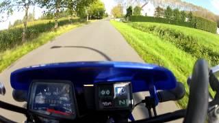 yamaha dt 170cc top speed