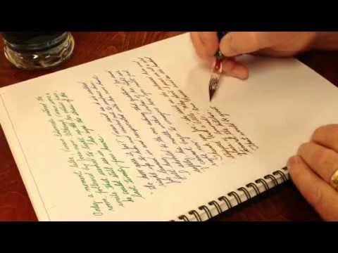 Pen writing asmr definition
