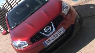 Essai Nissan Qashqai
