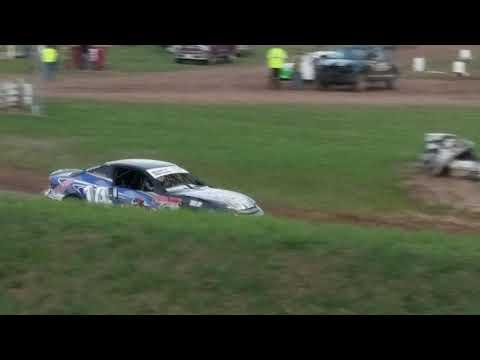 Hornet heat 3 - 5/3/19 - Red Cedar Speedway