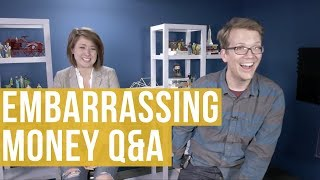 6 Awkward Money Questions With Hank Green