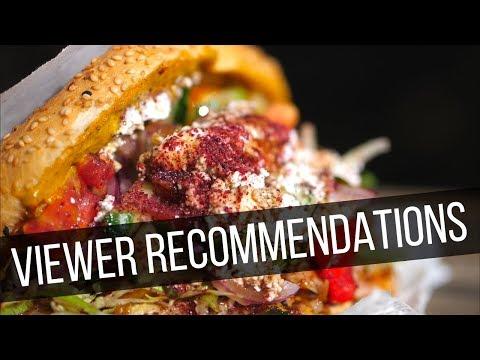The Best Fast Food in Berlin