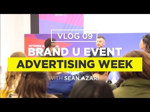 Met with Gary Vaynerchuck during Advertising Week NYC | VLOG 09