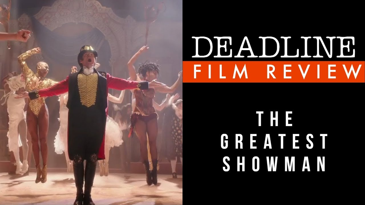 The Greatest Showman Review Hugh Jackman Michelle