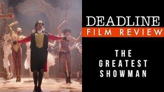 The Greatest Showman Review - Hugh Jackman, Michelle Williams