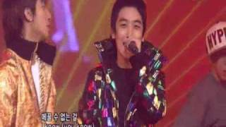 Big Bang - Baby Baby English Live Perfomance