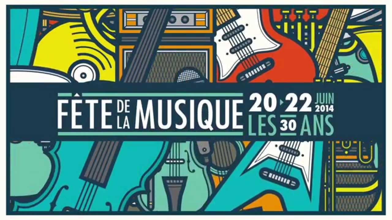 La Fête de la Musique en Wallonie et à Bruxelles - 2014