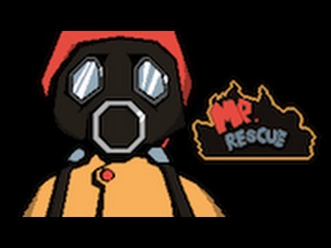 Save Citizens by Throwing Them Out of the Window in Mr. Rescue - IGN Plays