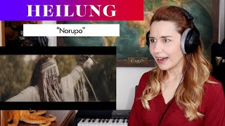 """Heilung """"Norupo"""" REACTION & ANALYSIS by Vocal Coach/Opera Singer"""