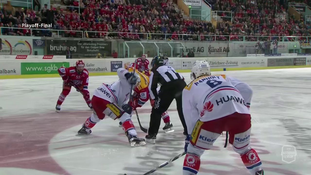 Highlights: SCRJ Lakers vs EHC Kloten