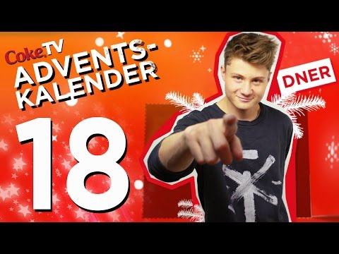 CokeTV Adventskalender: Türchen 18 mit Dner | #CokeTVMoment