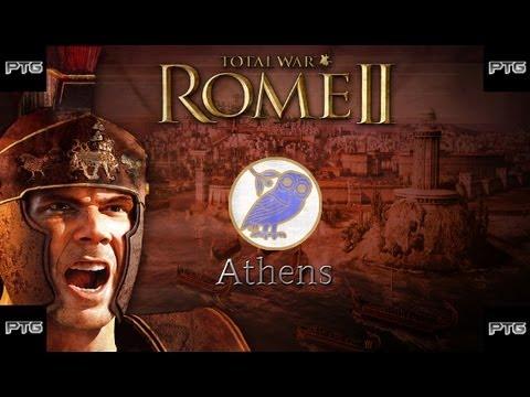 Total War Rome 2 | Greek States DLC | Custom Battle | Athens |