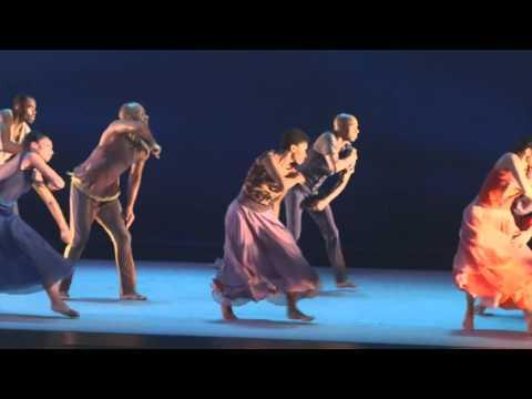 Alvin Ailey American Dance Theater | Open Door | Trailer UK Tour 2016