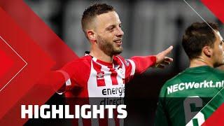 SAMENVATTING | N.E.C. - Jong PSV