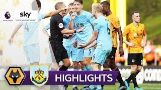 Elfmeter in 97. Minute! | Wolverhampton - FC Burnley 1:1 | Highlights - Premier League 2019/20