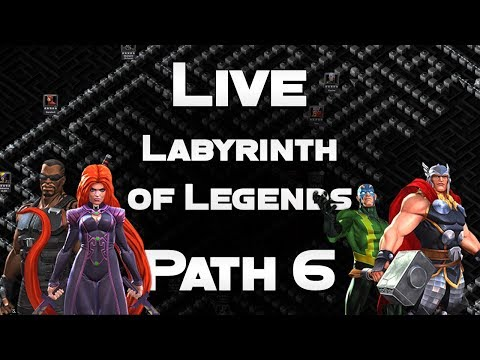 LIVE STREAM - Let's get ready for 100% LOL - Path 6 - Thor and Electro
