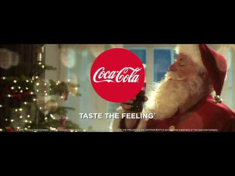 A Coke for Christmas – Official 2016 Christmas Advert from Coca-Cola