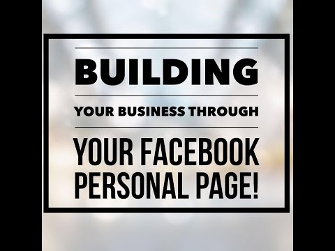 Building Your Beachbody Biz Through Your Personal Page