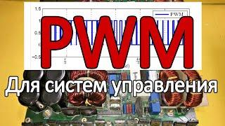 PWM для полного моста. Генерация сложного PWM сигнала для DC\\AC преобразователя.