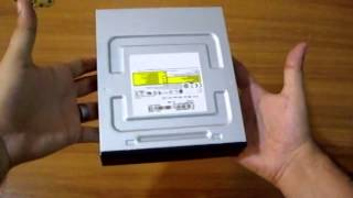 DVD CD - Lettore Samsung SH-222BB - 22x SATA - UNBOXING