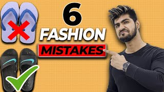 6 Fashion Mistakes MEN Make | …