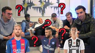 EXPERTEN FUßBALL QUIZ | WER KENNT DIESE FUßBALLER???