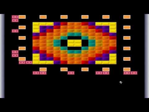 DX-Ball v1.07 (Windows game 1996)