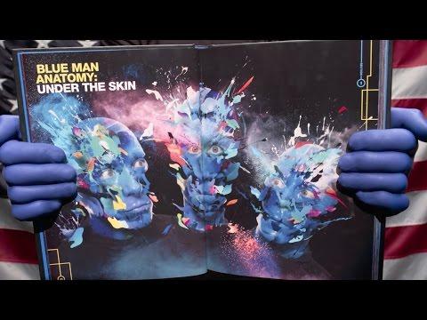 Blue Man Group - A Damn Good Read