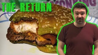 DSP Tries It Ep. 1000 A.P. - BK Pigroach Nightmare Burger