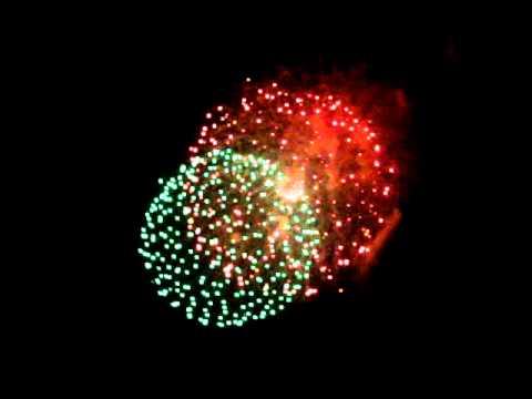 Clip bắn pháo hoa 2/9 (Fireworks in national celebration on 2/9)
