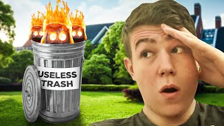 Using the most USELESS Card in Clash Royale