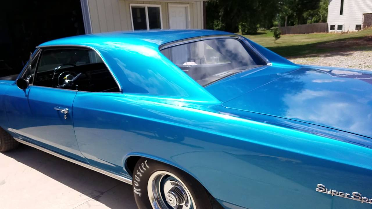 66 Chevelle SS - YouTube