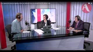 Si la riqueza de Lozoya es legítima, dinero de Odebrecth fue a la campaña de EPN: Muñoz Ledo