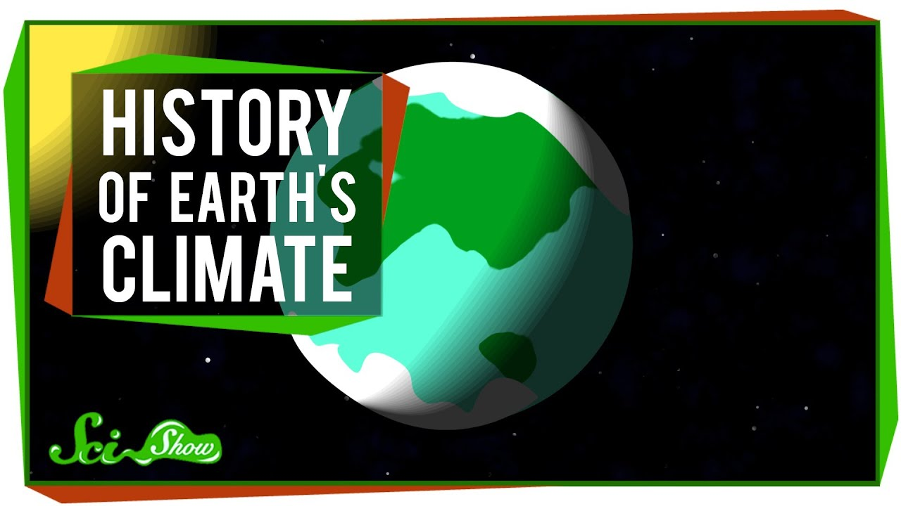 O History S A History Of Earth S Climate