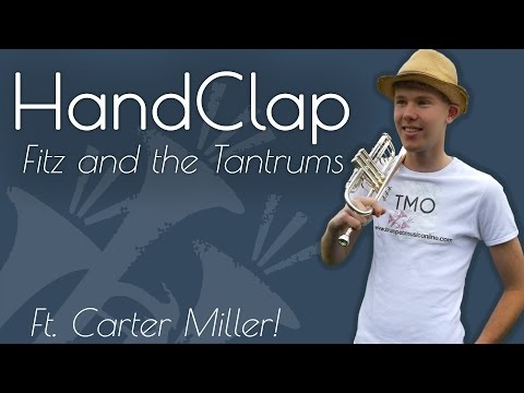 Fitz and the tantrums - Handclap (TMO Ft. Carter Miller cover)