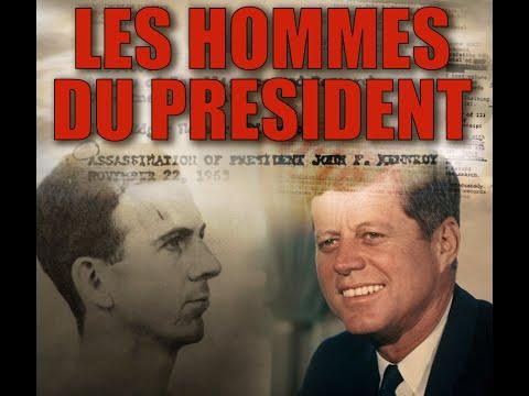 Film : LES HOMMES DU PRESIDENT