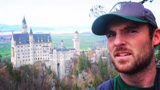 Germany's Schloss Neuschwanstein || The Most Famous Castle In The World
