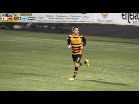 Alloa Hearts Goals And Highlights