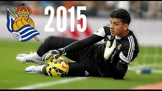 Gerónimo Rulli - Young Talent - 2015 [HD]