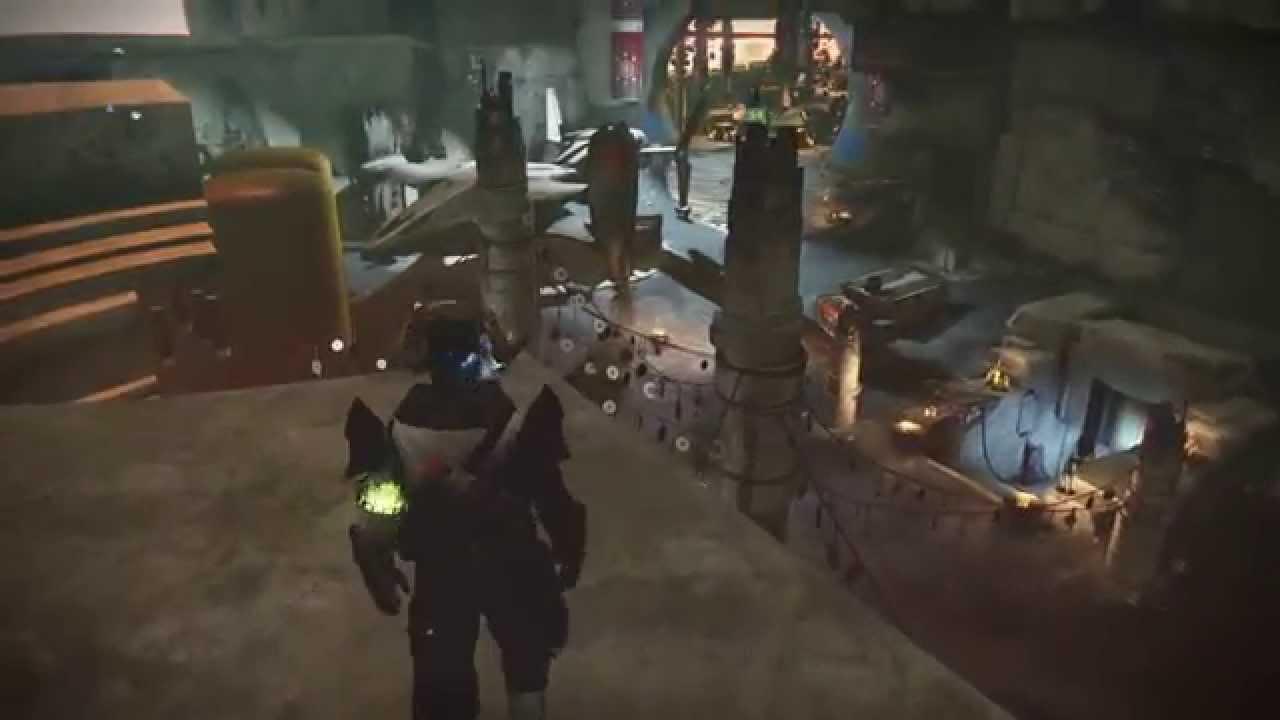 Destiny  Dogs Glitches