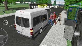 Public Transport Simulator #39 - Android IOS gameplay walkthrough screenshot 3