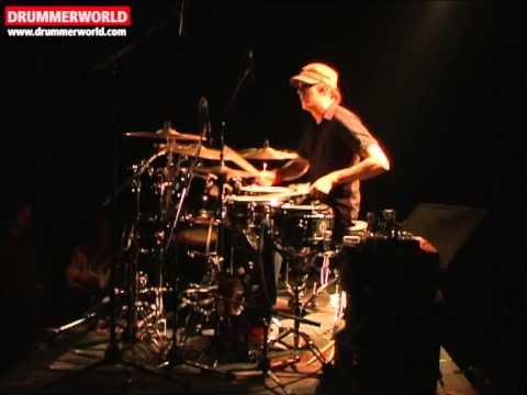 Moritz Mueller: Drum Performance - 2008 Switzerland