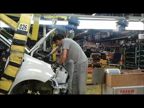 Proizvodnja Renault Twingo 2012