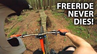 Bringing life back to an old dying trail! - 'Platinum' Freeride MTB | Jordan Boostmaster