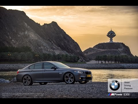 BMW 530 i ///M power - Muscat