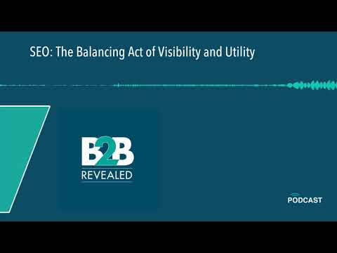 SEO: The Balancing Act of Visibility and Utility