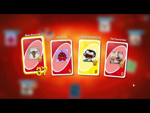 if you like UNO then here's an UNO video for you!