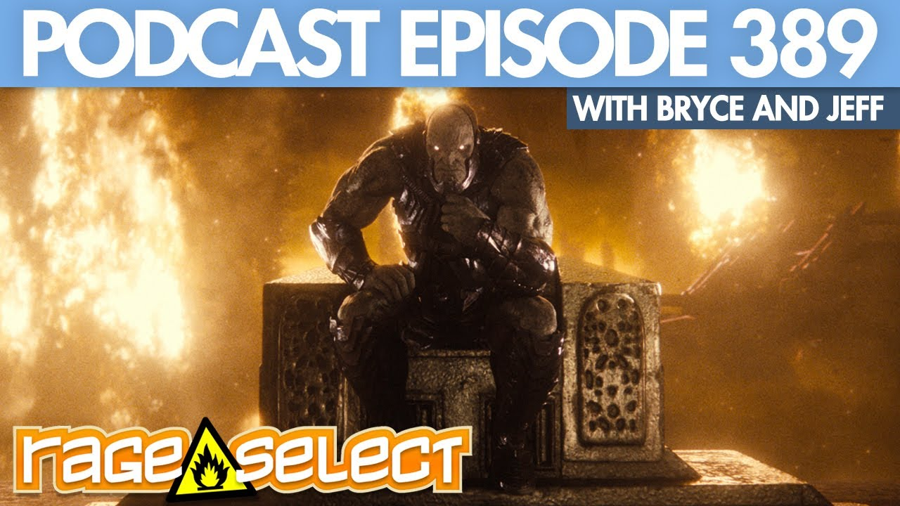 The Rage Select Podcast: Episode 389 with Bryce and Jeff!