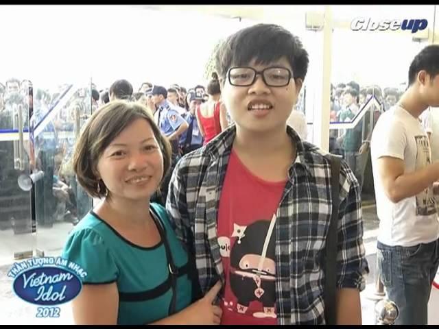 [Vietnam Idol 2012] Thí sinh miền Bắc thể hiện sự tự tin như thế nào?