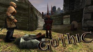 Gothic #9 - Pobiłem Kirgo! || Diabeuu